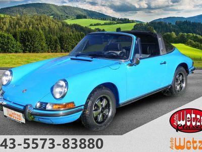 gebraucht Porsche 911 Targa 2.2 T Urmodell - Komplett Restauriert