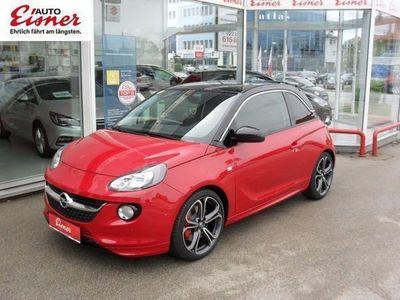gebraucht Opel Adam 1,4 Turbo S Ecotec Start/Stop Limousine