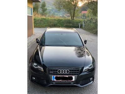 gebraucht Audi A4 Avant 2,0 TDI Sport Edition quattro 19zoll/Standh/