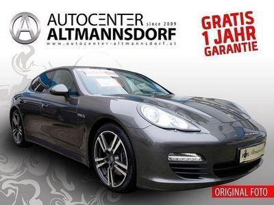 brugt Porsche Panamera 3,0 D Aut.*GARANTIE*SOFORT-KREDIT*MOD2014