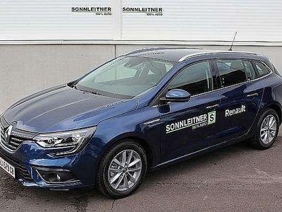 gebraucht Renault Mégane GrandTour Intens TCe 140 PF EDC Kombi / Family Van,