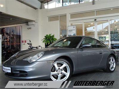 used Porsche 911 Carrera Tiptronic