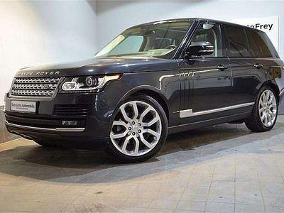 brugt Land Rover Range Rover 3,0 TDV6 Vogue