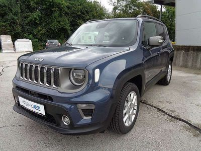 gebraucht Jeep Renegade 4xe PHEV Limited 1,3 190PS AT eAWD