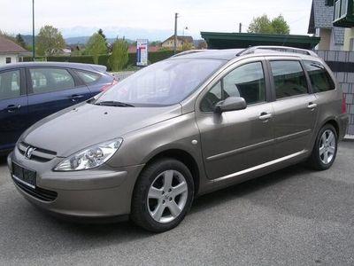 gebraucht Peugeot 307 SW Premium HDI 110