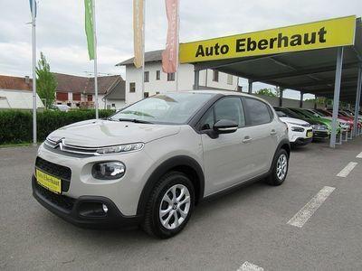 gebraucht Citroën C3 PT 82 Feel *NAVI *R-Kamera *Tempomat Limousine,