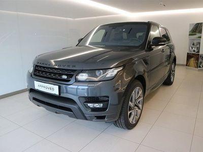 used Land Rover Range Rover Sport 3,0 SDV6/Hybrid Autobiography... SUV / Geländewagen,
