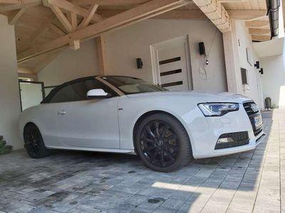 gebraucht Audi A5 Cabriolet 2.0 TDI / Roadster