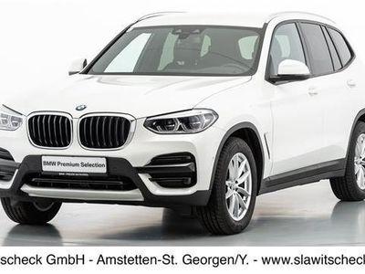 gebraucht BMW X3 xDrive20d SUV