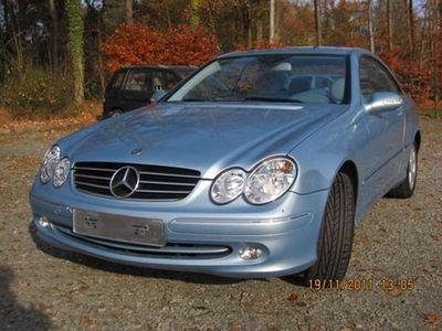 gebraucht Mercedes CLK240 Avantgarde
