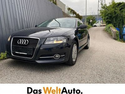 gebraucht Audi A3 Sportback A3 1.6 TDI Attraction