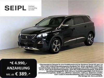 gebraucht Peugeot 5008 2,0 BlueHDI 180 EAT8 GT*Leder*Panoramadach