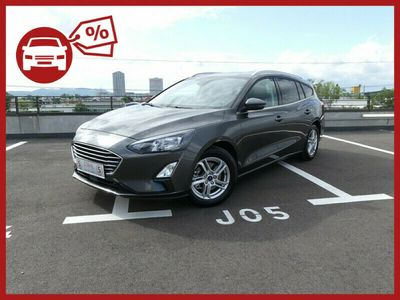 gebraucht Ford Focus Traveller 1,0 EcoBoost Cool & Connect | STAHL W20