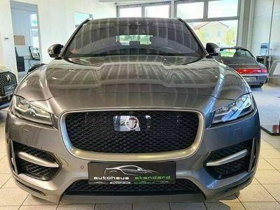 gebraucht Jaguar F-Pace 30d AWD Portfolio Aut. ++Vollausstattung++