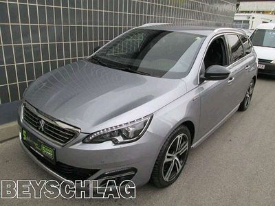 gebraucht Peugeot 308 SW 2,0 BlueHDi 150 S&S GT Line Aut. Kombi / Family Van