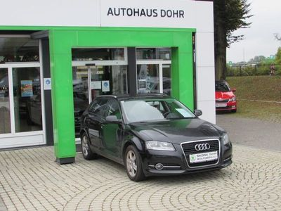 gebraucht Audi A3 Sportback Attraction 1.6 TDI DPF