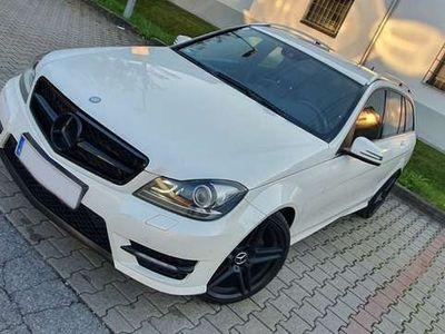 gebraucht Mercedes C350 T CDI Avantgarde AMG-Paket 7G-Tronic