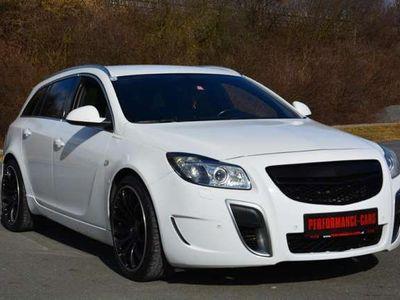 "gebraucht Opel Insignia V6 TURBO OPC KOMBI ALLRAD 20"" TOP-PREIS EINTAUSCH"