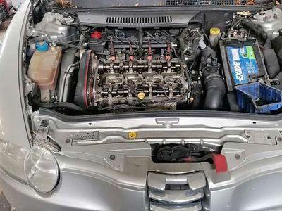 gebraucht Alfa Romeo 147 Motorschaden Sportwagen / Coupé