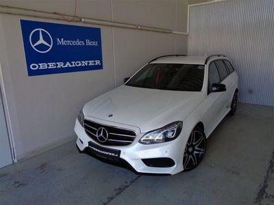 gebraucht Mercedes E350 BlueTEC 4MATIC A-Edition Plus