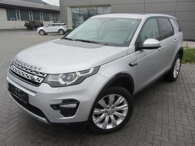 gebraucht Land Rover Discovery Sport 2,2 SD4 4WD HSE Aut.