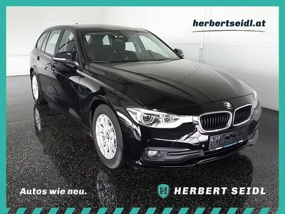 gebraucht BMW 320 d Touring EfficientDynamics