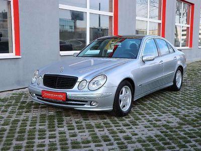 gebraucht Mercedes E320 E-KlasseCDI Avantgarde   Navi   Xenon   Limousine