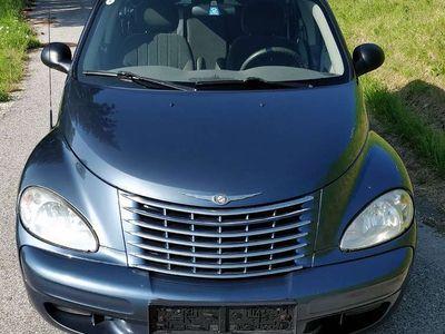 gebraucht Chrysler PT Cruiser 2,2 CRD Kombi / Family Van