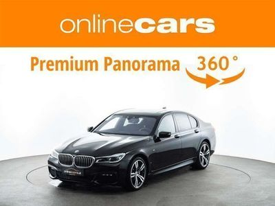 gebraucht BMW 740 7er-Reihe d xDrive M-Sport Aut. LASERLICHT 20`ZOLL MEG... Limousine