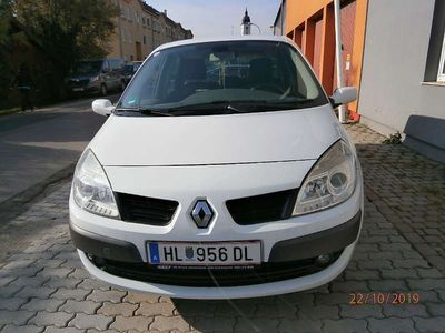 gebraucht Renault Grand Scénic Scénic II Dynamique 1,9 dCi DPF
