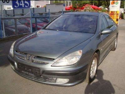 gebraucht Peugeot 607 2,2