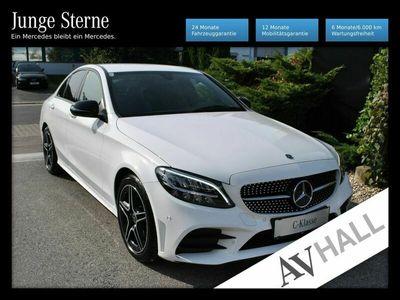 gebraucht Mercedes C160 C-Klasse Limousine C, 160 PS, 4 Türen, Schaltgetriebe