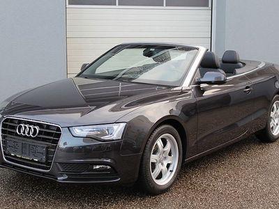 gebraucht Audi A5 Cabriolet 2,0 TDI DPF Aut. *Topausstattung*