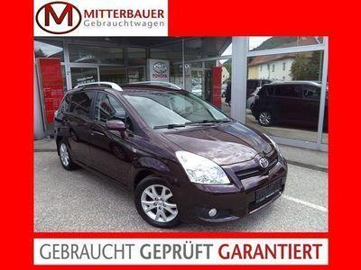 gebraucht Toyota Corolla Verso 1,6 VVT-i Austria