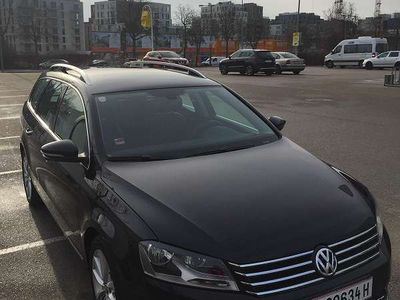 gebraucht VW Passat Variant Highline BMT 2,0 TDI DPF Kombi / Family Van,