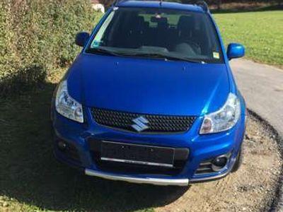 gebraucht Suzuki SX4 2,0 GLX DDiS deluxe 4WD GLX deluxe