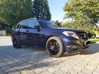 gebraucht Mercedes GLK250 BlueTec 4MATIC A-Edition Plus Aut.