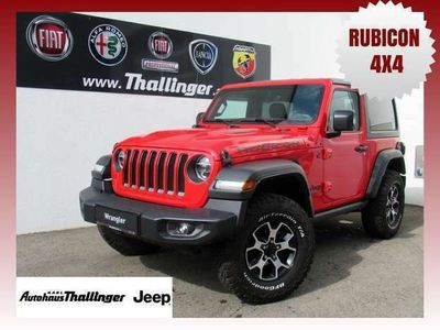 gebraucht Jeep Wrangler 2.2CRD RUBICON 4x4 8AT **VOLL**