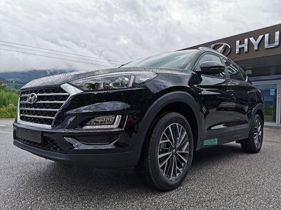 gebraucht Hyundai Tucson 1,6 CRDI 4WD Level 3 Plus DCT Aut. SUV / Geländewagen,