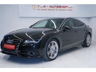 gebraucht Audi A7 3.0 TDI S-LINE QUATTRO SAUNDBOOS/SPORTPAKET/NAVI/T