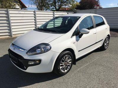 gebraucht Fiat Punto Evo 1,4 Natural Power 70 Dynamic -- Sitzheizung --