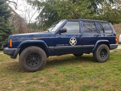 gebraucht Jeep Cherokee 2.5 td SUV / Geländewagen