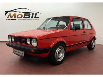 brugt VW Golf GTI 1.6, Schiebedach, extrem selten, top Restauriert