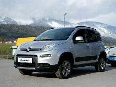 gebraucht Fiat Panda 4x4 City 1.3 MultiJet II 95 Rock