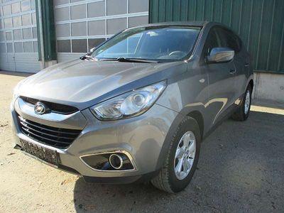 gebraucht Hyundai ix35 1,7 CRDi Life DPF Klima SUV / Geländewagen,