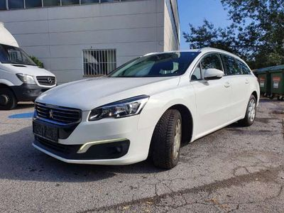 gebraucht Peugeot 508 SW 1,6 e-HDI 115 FAP Active