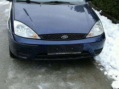 gebraucht Ford Focus 1,8 TDCI Kombi / Family Van,