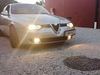gebraucht Alfa Romeo 156 1.9JTD Limousine
