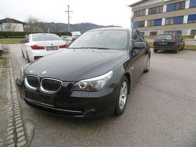 gebraucht BMW 525 5er-Reihe Diesel (E60) Aut. Pi.07/2020+4Mo