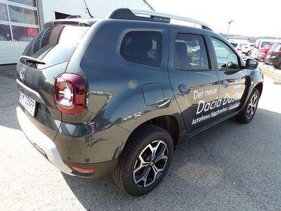gebraucht Dacia Duster Blue dCi 115 Prestige SUV / Geländewagen